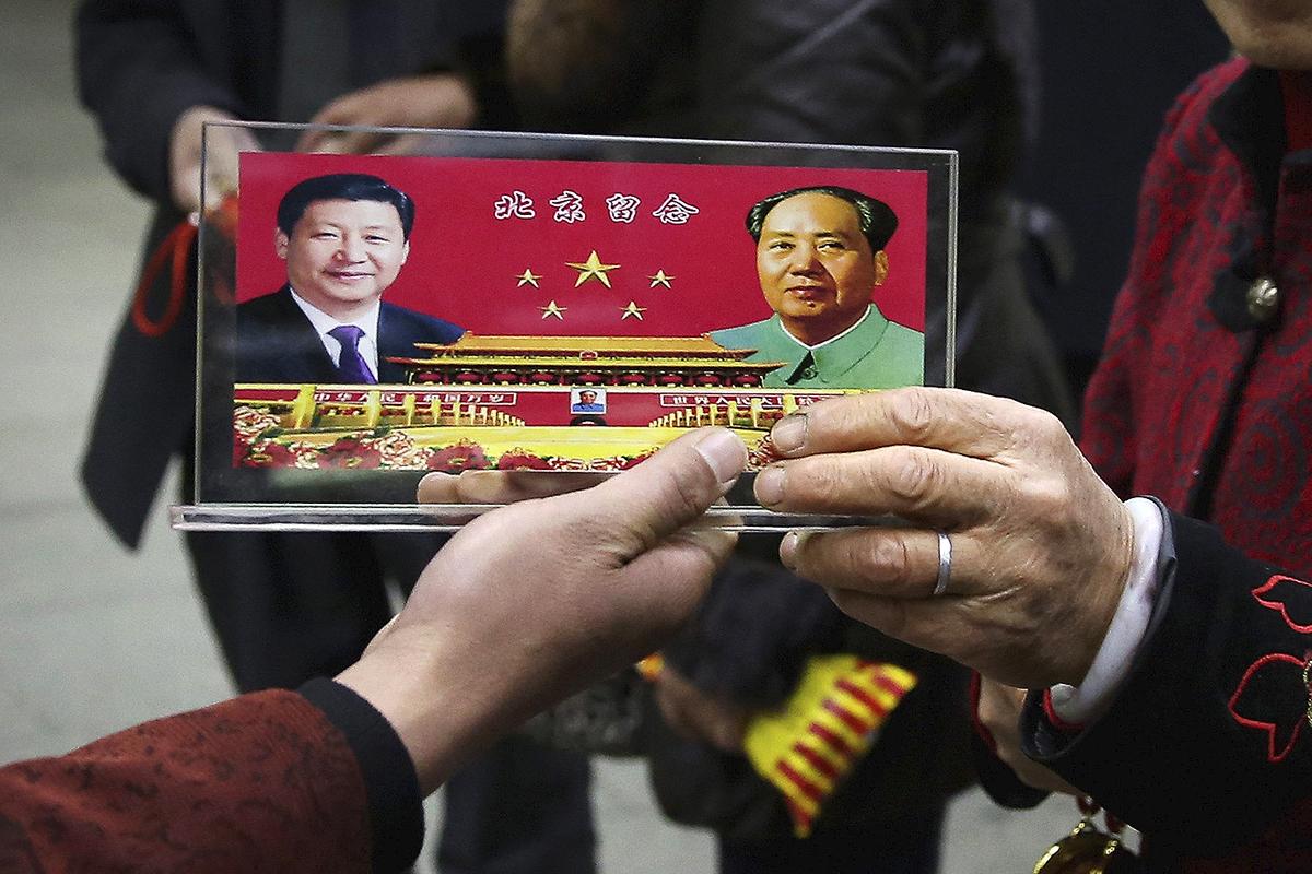 Julia Lovell alerta en su libro de que el actual presidente de China, Xi Jinping, es un neomaoísta.