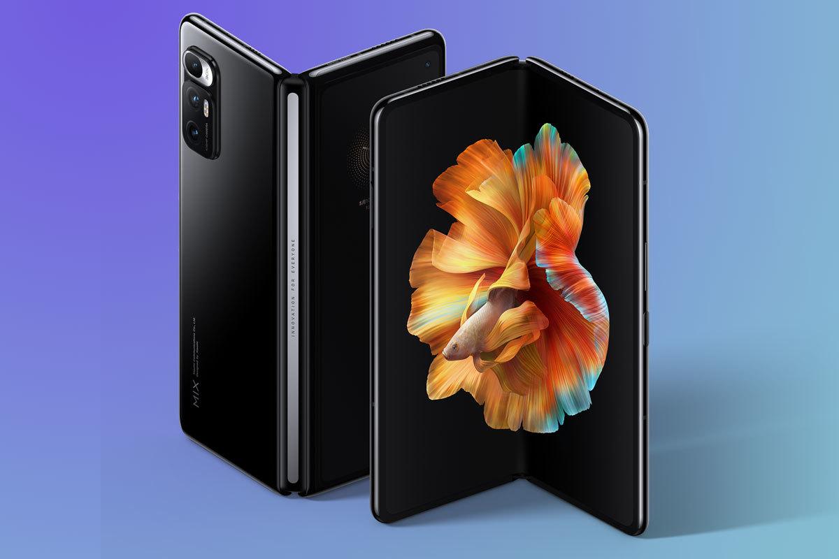 Xiaomi Mi Mix Fold, el primer móvil con una cámara con lente líquida