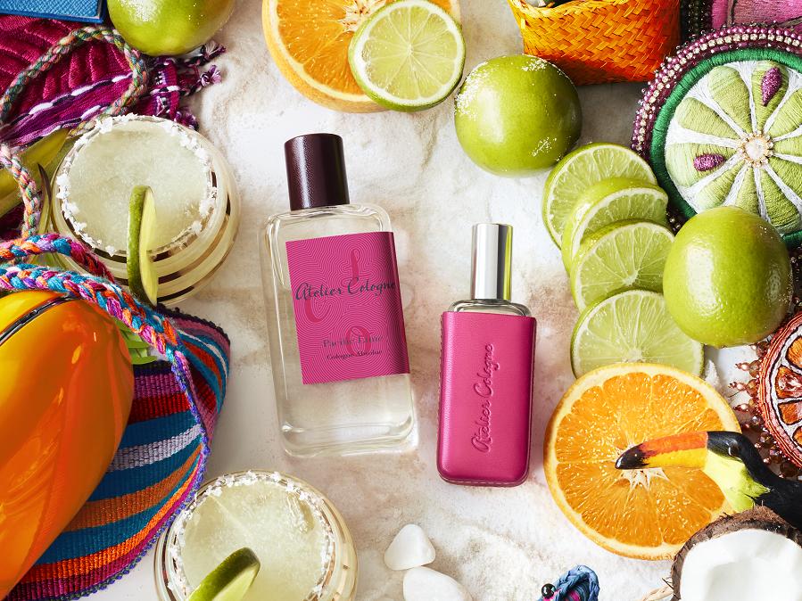Perfumes que huelen a limpio y recuerdan a la playa y otros destinos veraniegos - ¡Viva Mexico! (margarita en mano)