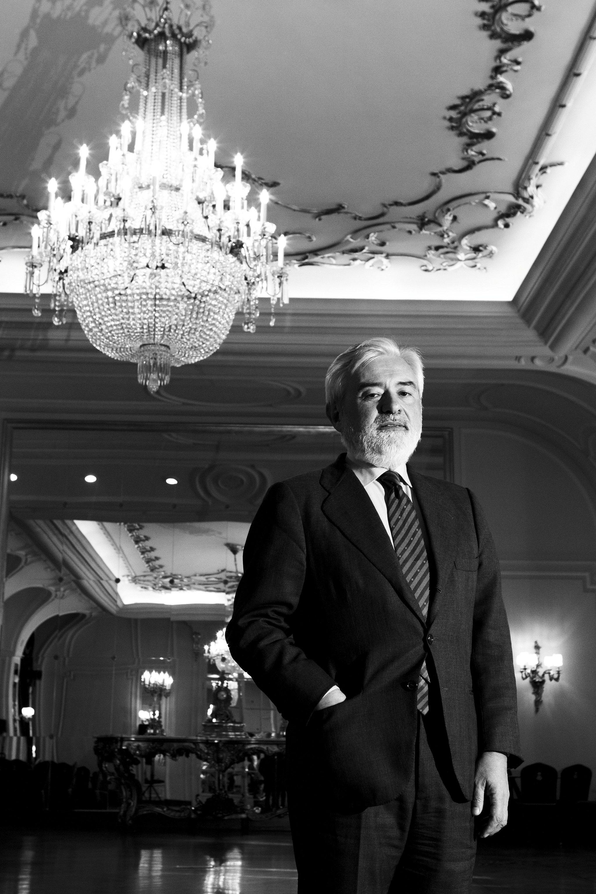 """Darío Villanueva: """"La corrección política es una perversa forma de censura posmoderna"""""""