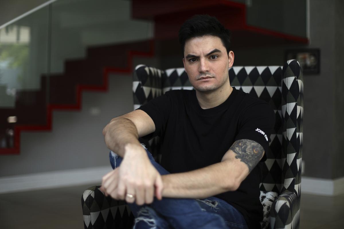 El activista 'youtuber' Felipe Neto.