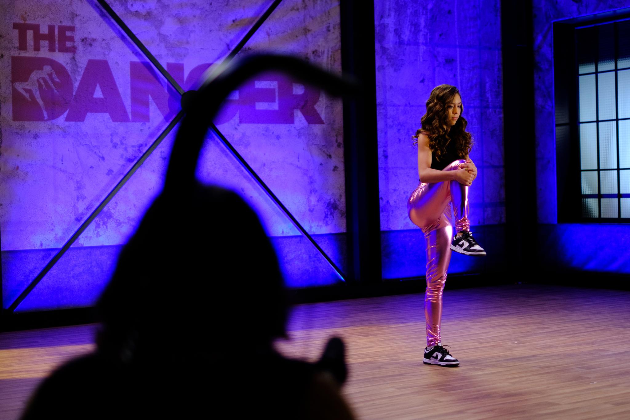 Alexity, la niña de 11 años que presentará 'The Dancer: el challenge'