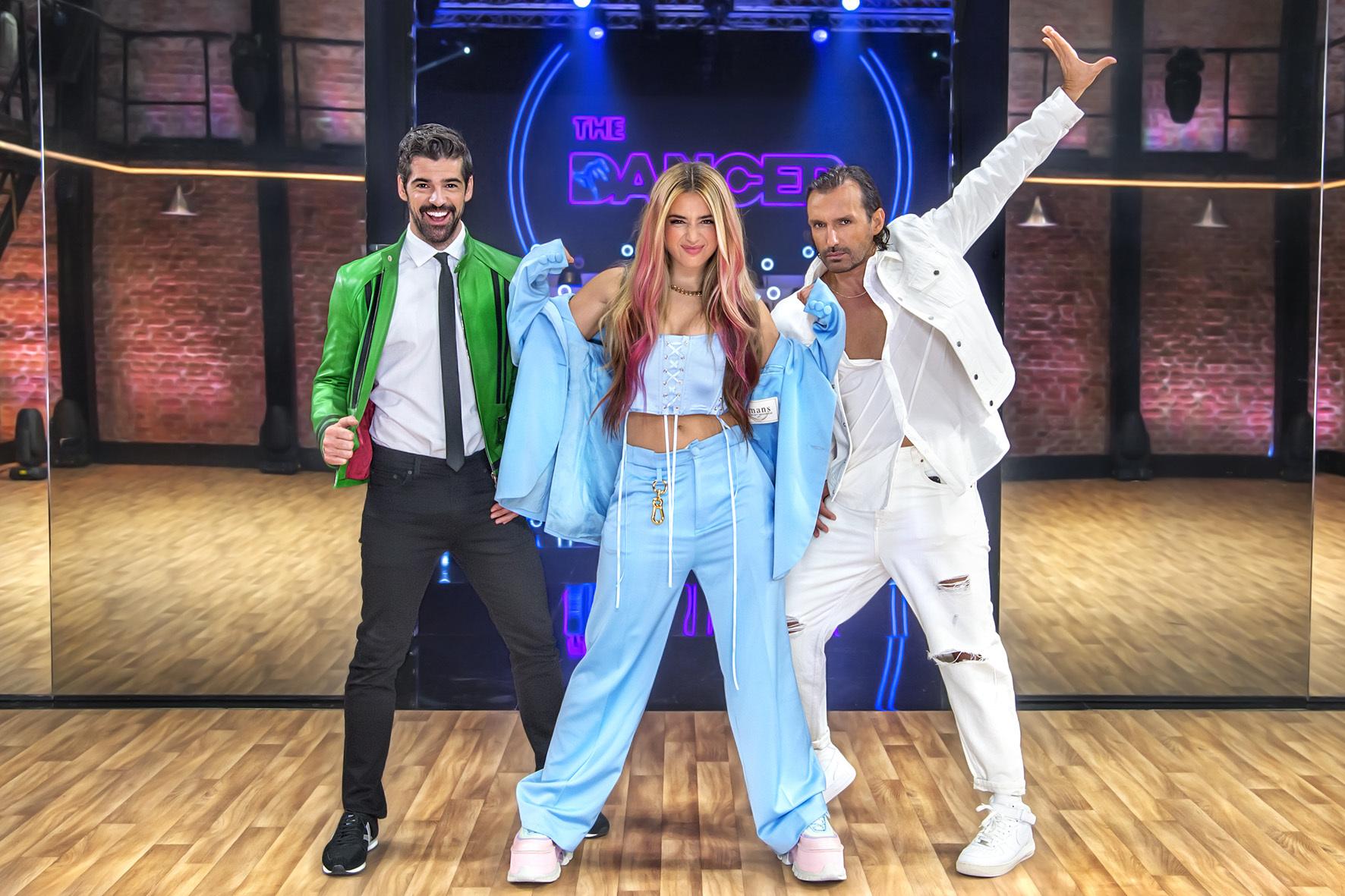 Miguel Ángel Muñoz, Lola Índigo y Rafa Méndez, jurado de 'The Dancer'