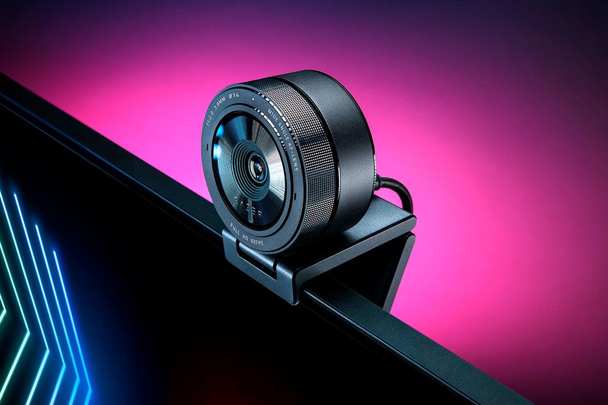 Razer Kiyo Pro: la webcam para gamers que va de miedo en las reuniones por Zoom