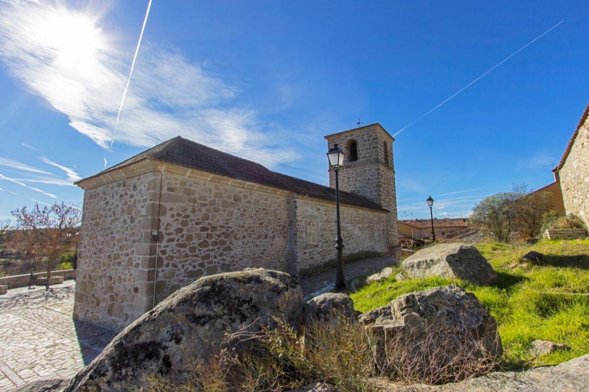 Iglesia de Santo Tomás Apóstol.