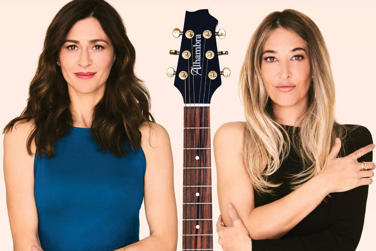 El dúo Ella Baila Sola.