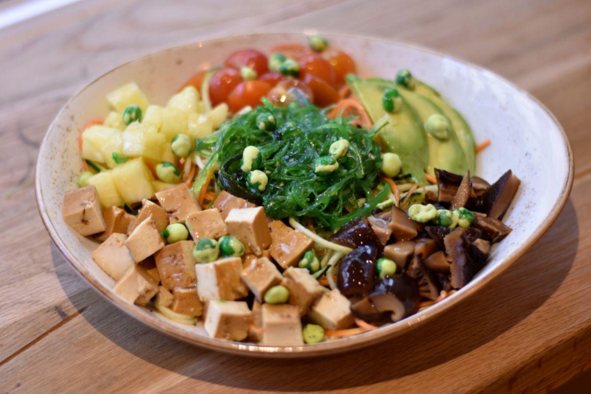 Con tofu, en OhanaSana.