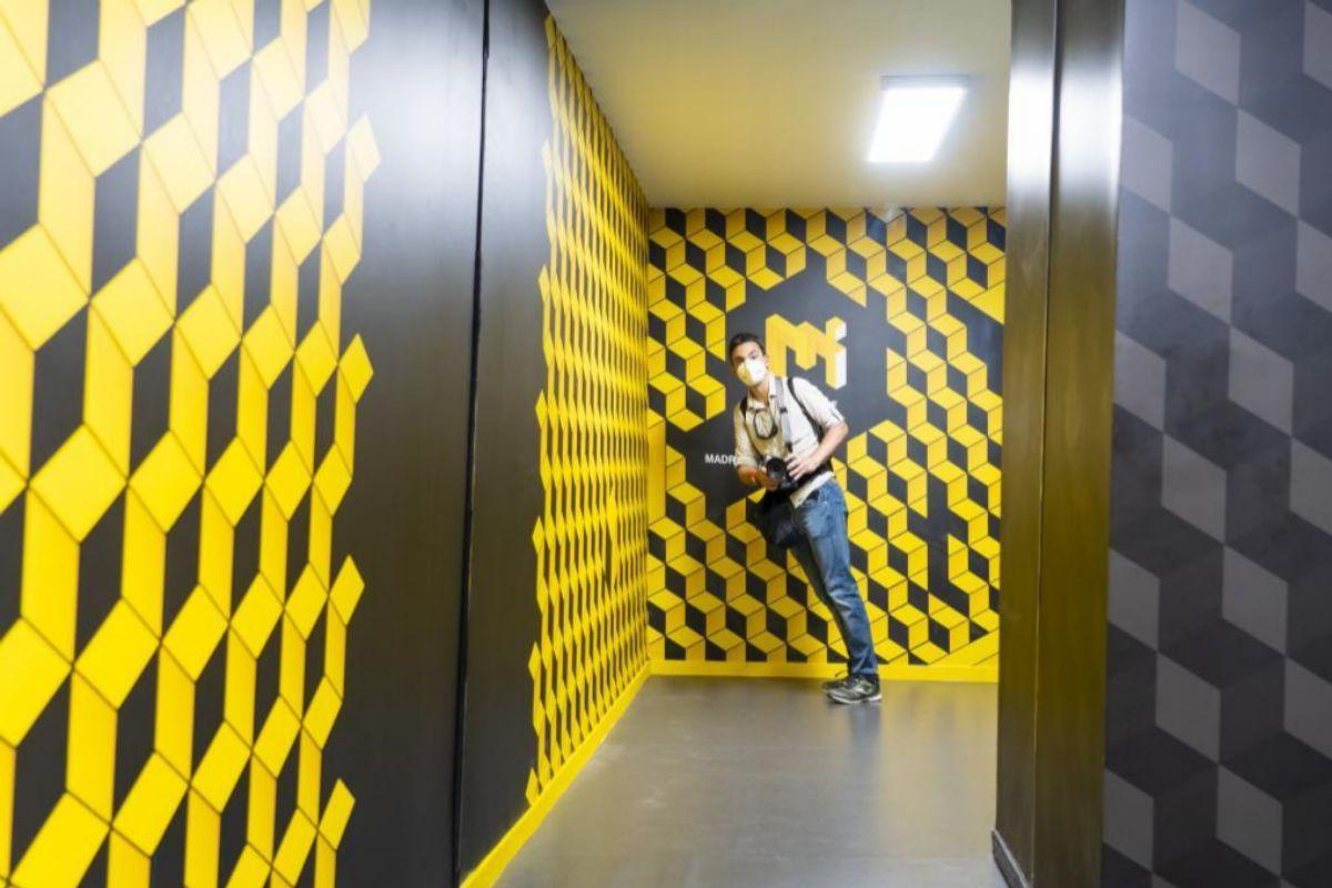 Museo de las Ilusiones, donde experimentar distintos efectos ópticos.