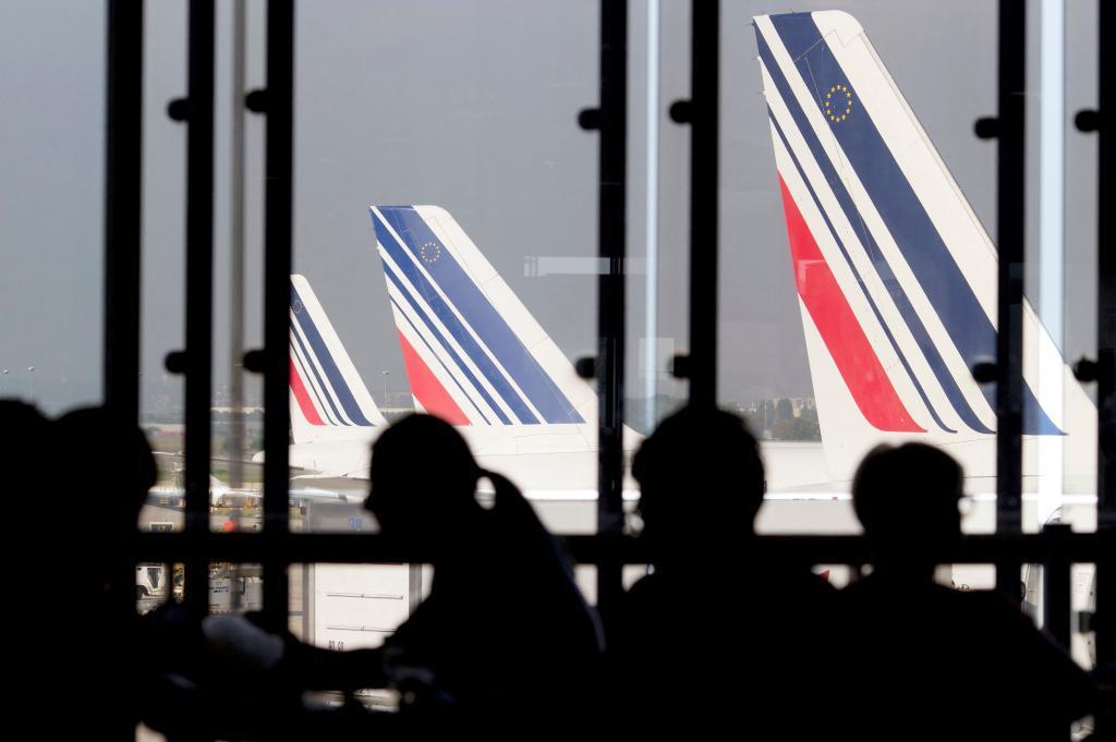 Aviones de Air France, una de las compañías denunciadas