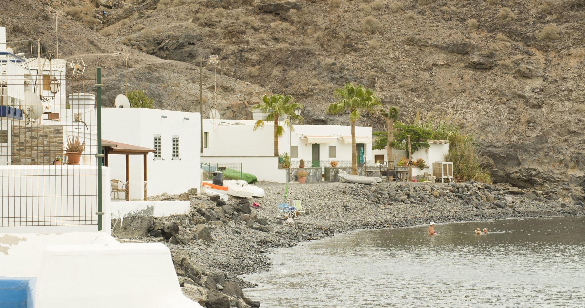 Uno de los lugares de Canarias donde se produjo el avistamiento