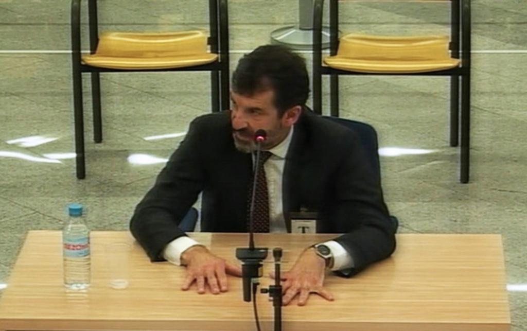 El comisario Ferran López declara en la Audiencia Nacional en el juicio contra la cúpula de los Mossos d'Esquadra por su actuación en el 1-O.