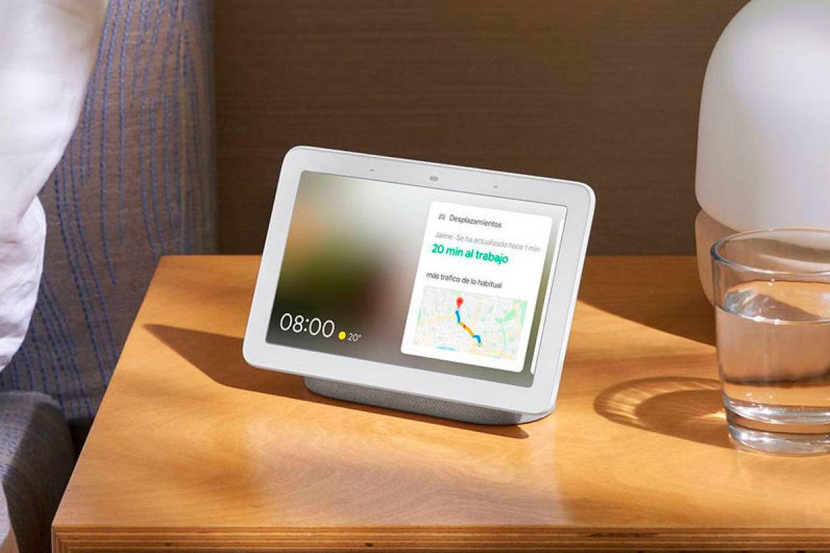 Nest Hub, la pantalla de Google que te mide el sueño