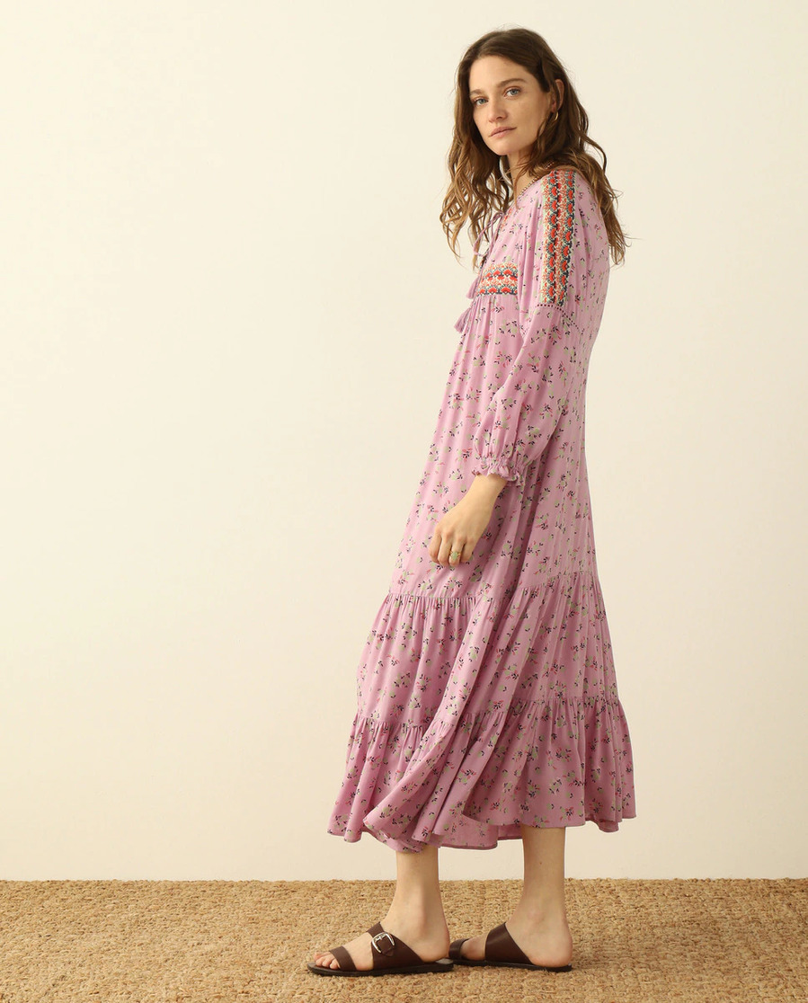 Aire folk - Mis 15 vestidos favoritos de las colecciones del Corte Inglés ( por la directora de moda de Yo Dona)