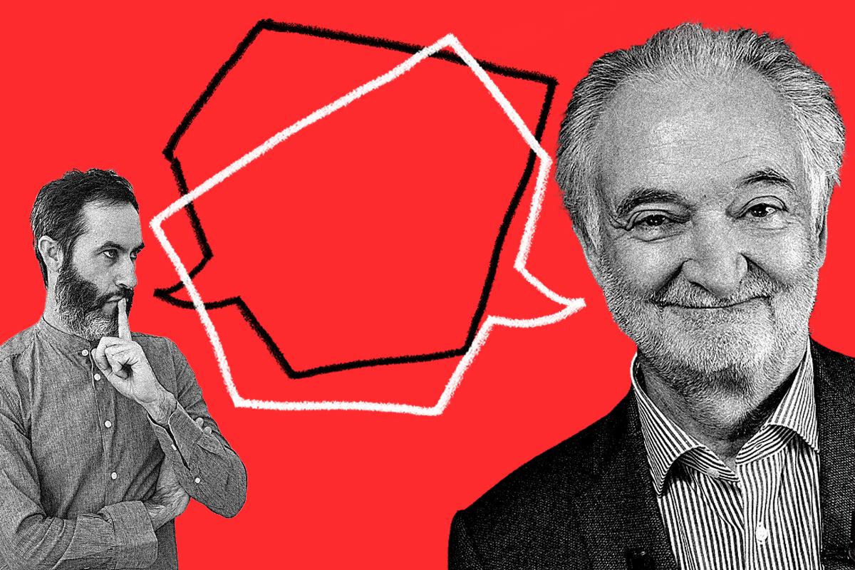 """Jacques Attali: """"Es posible que venga una guerra porque es una forma de deshacerse de deuda"""""""
