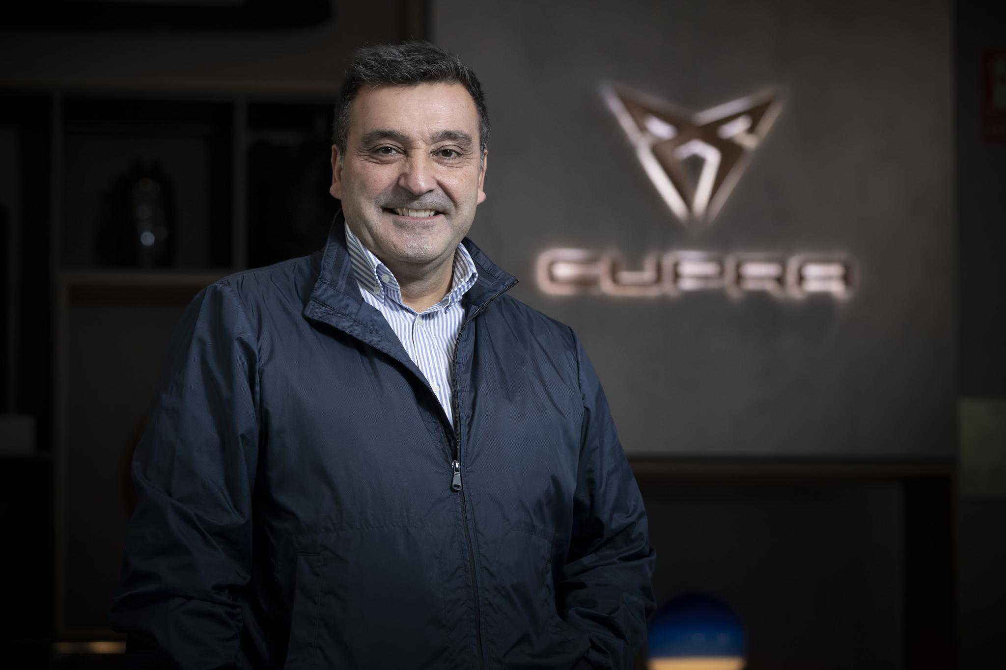 Matías Carnero, sindicalista y nuevo miembro supervisor del Grupo Volkswagen