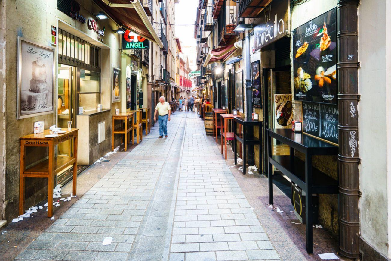 Calle Laurel (Logroño)