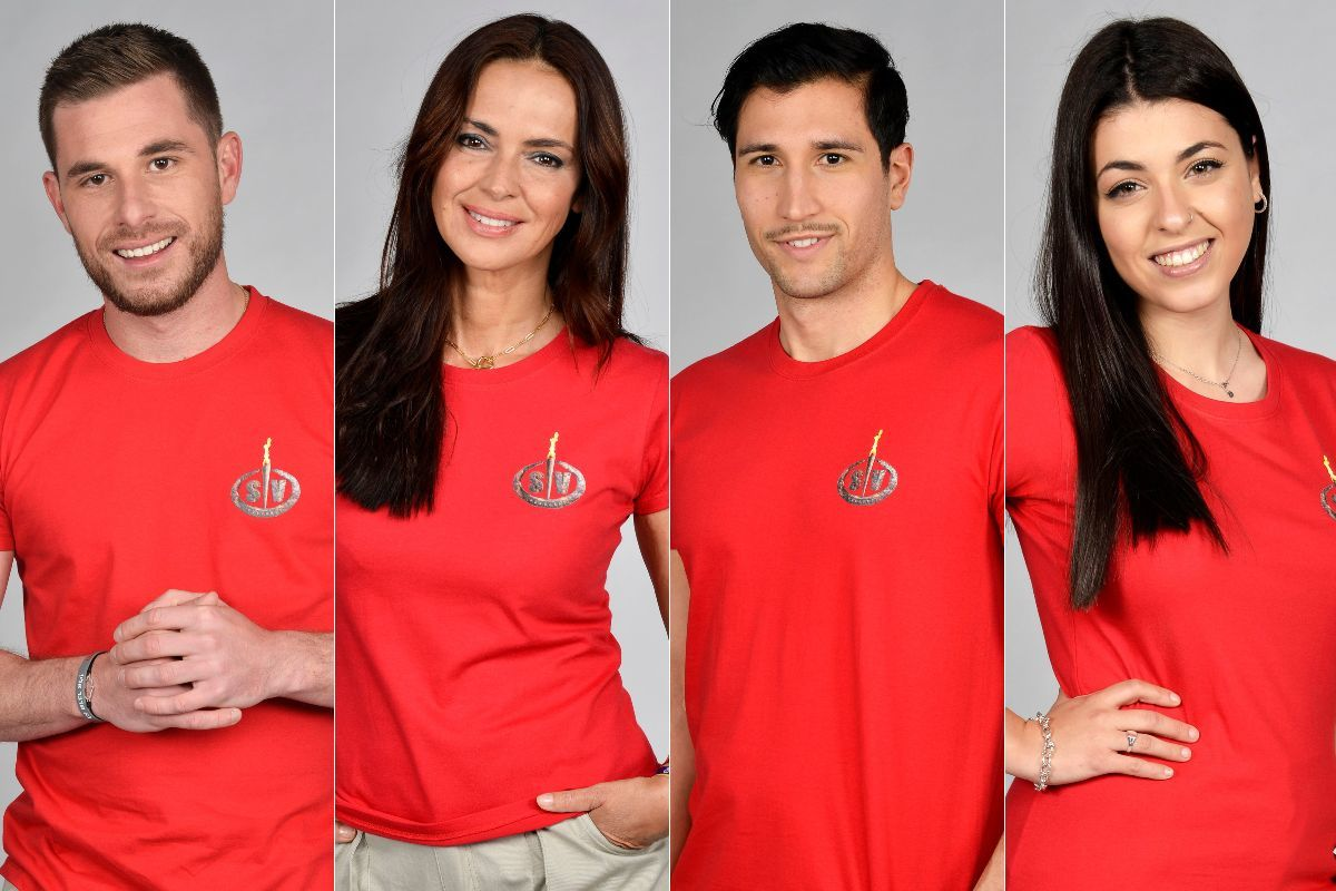 Tom Brusse, Olga Moreno, Gianmarco y Lola, primeros nominados de Supervivientes 2021