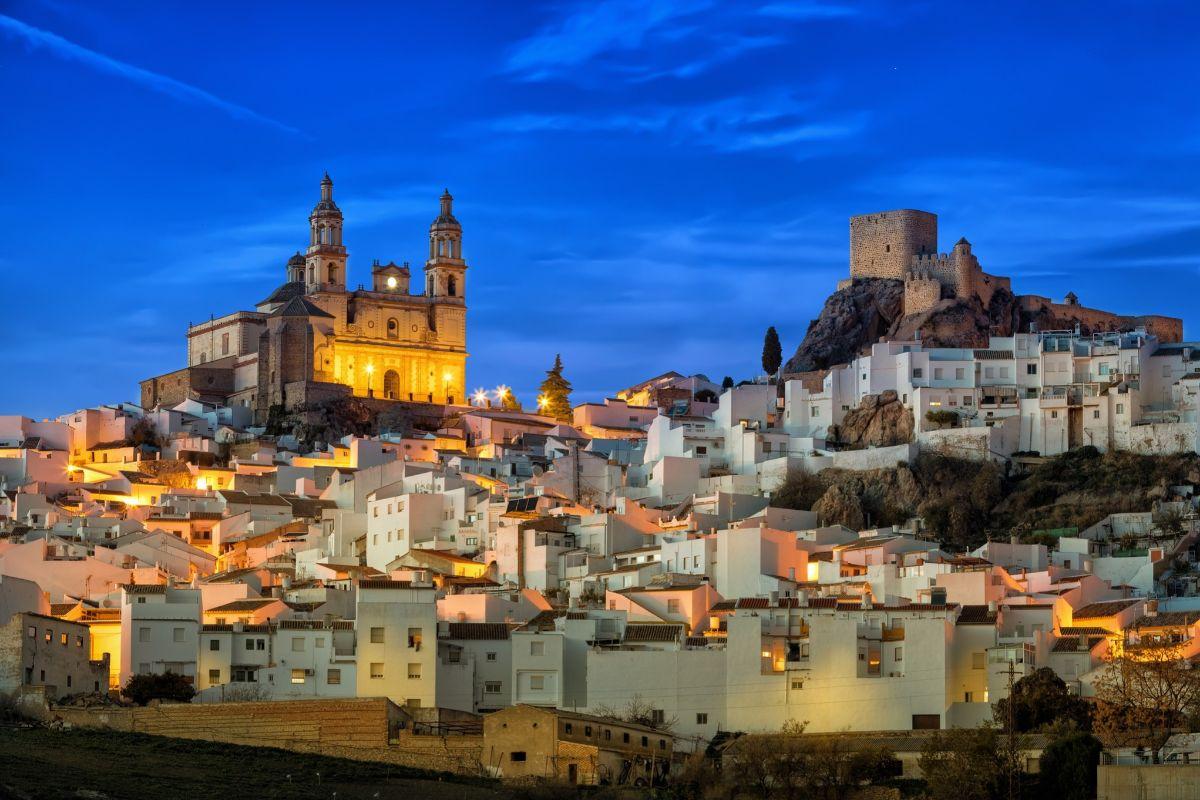 Olvera, Cádiz.