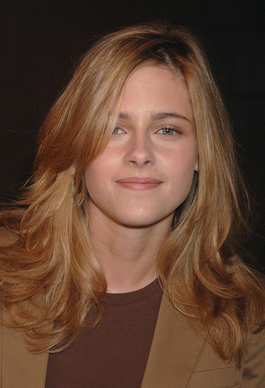 Los 31 años de Kristen Stewart: de niña buena a Lady Di, pasando por icono punk - Una buena adolescente
