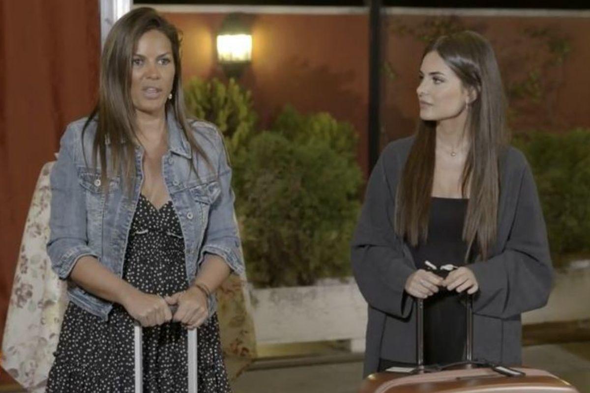 """El primer pique de Alexia Rivas y Marta López en Supervivientes 2021: """"No digas mentiras"""""""