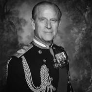 El príncipe Felipe, duque de Edimburgo.