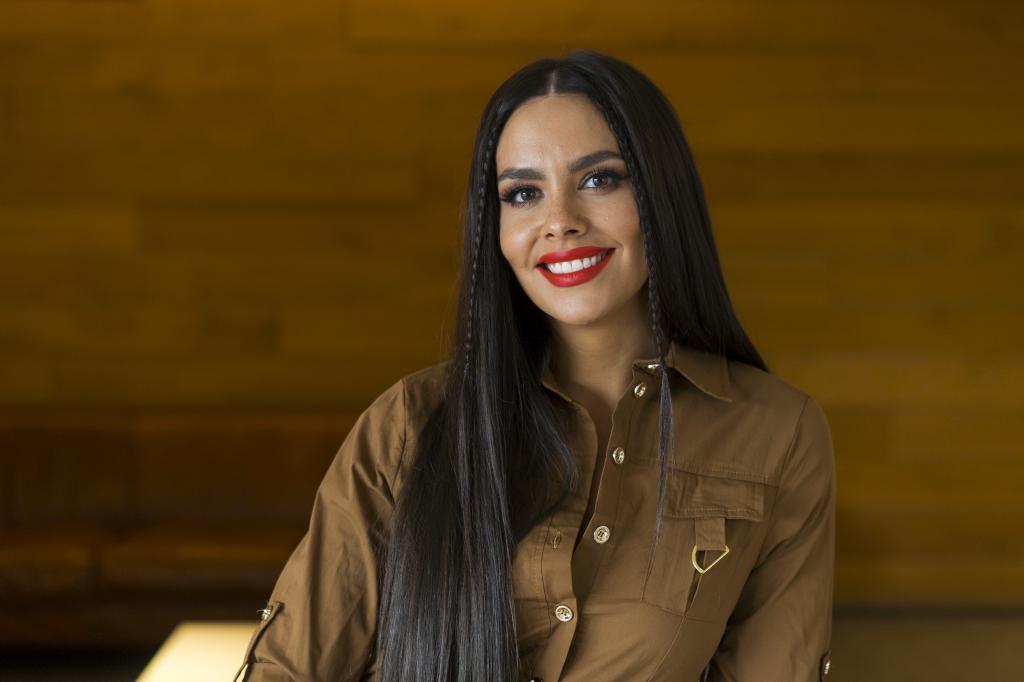 La presentadora de Love Island, Cristina Pedroche