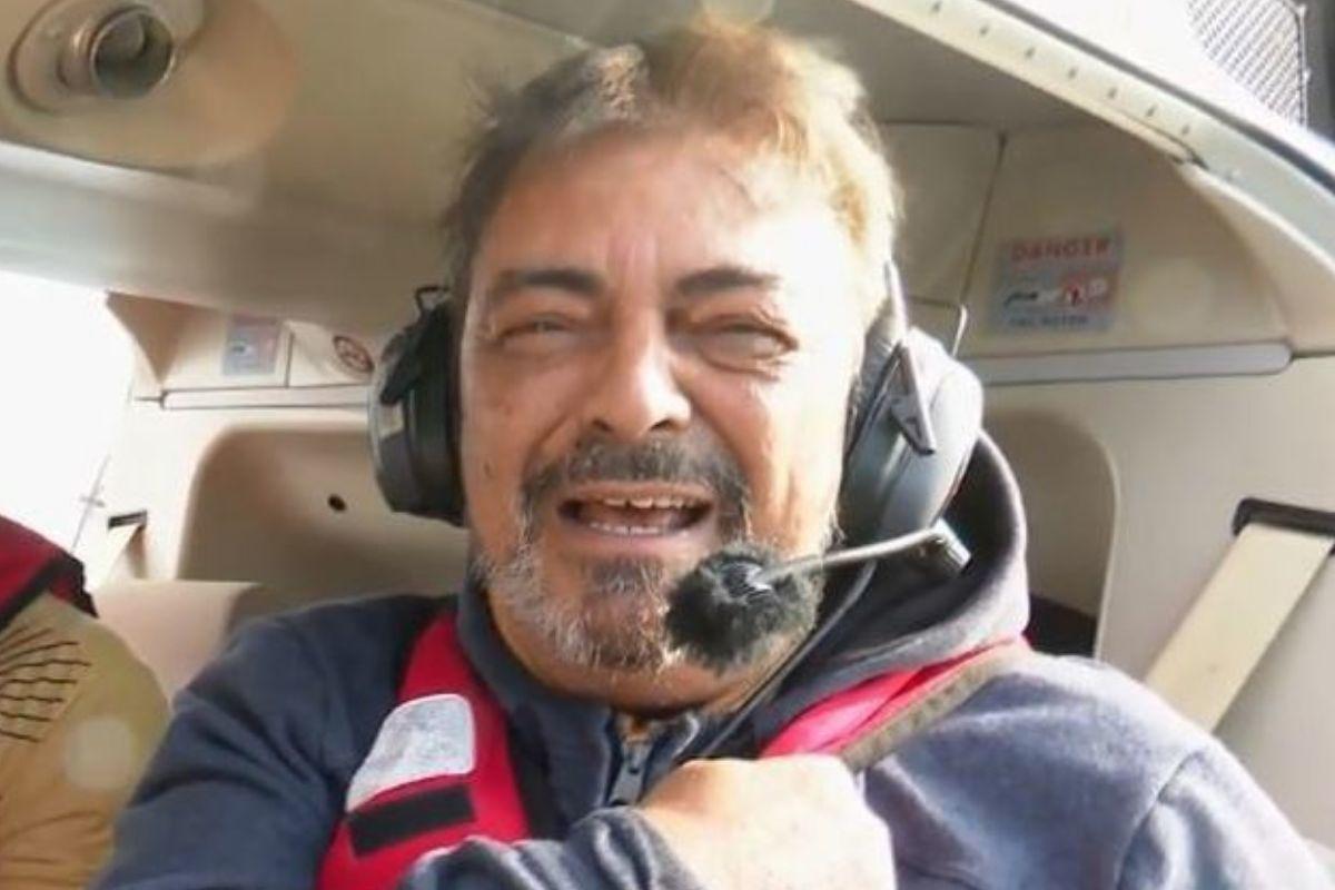 Supervivientes 2021: Antonio Canales, habitante de la isla del Pirata Morgan tras saltar del helicóptero