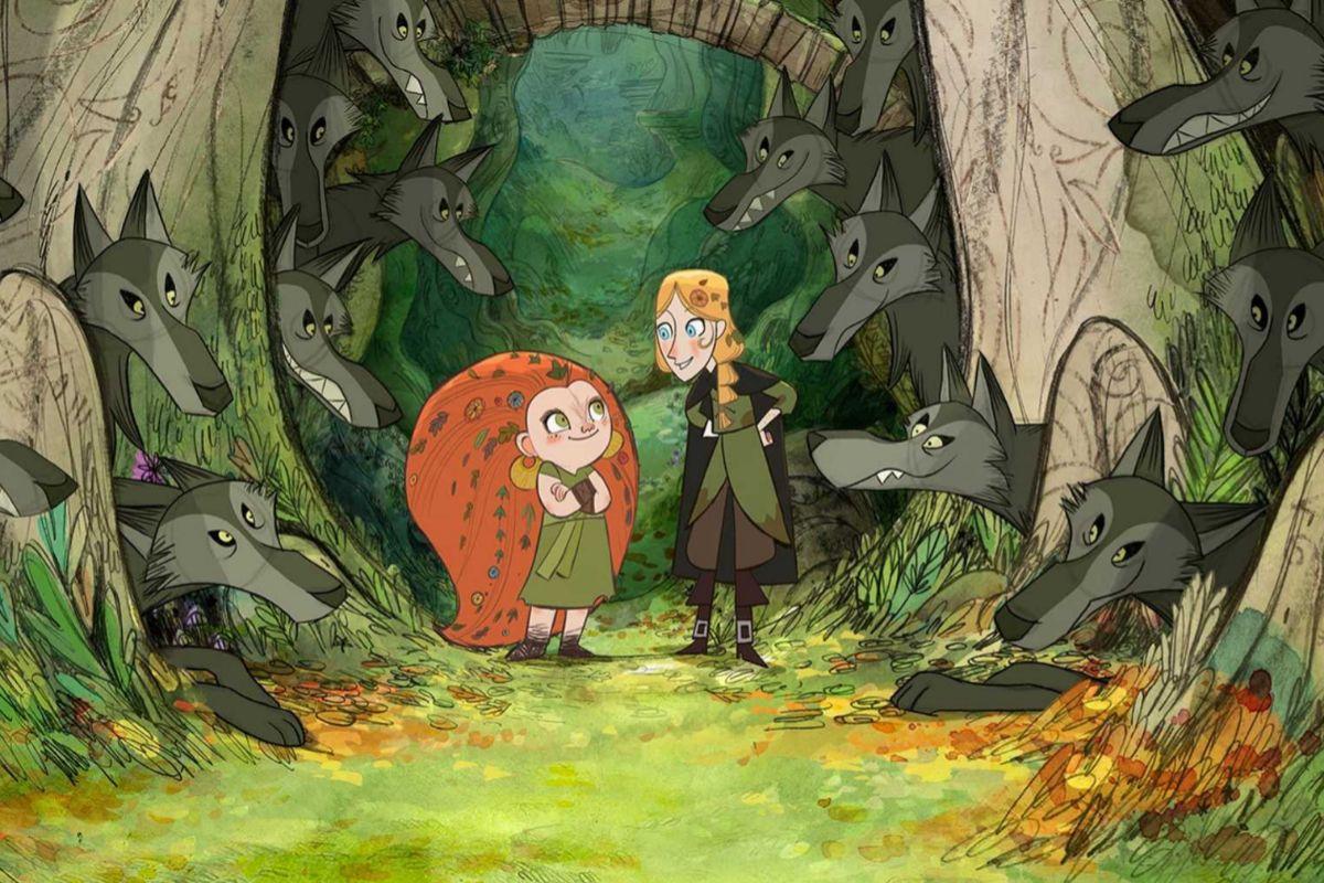 'Wolfwalkers' opta al Oscar a la Mejor Película de Animación.