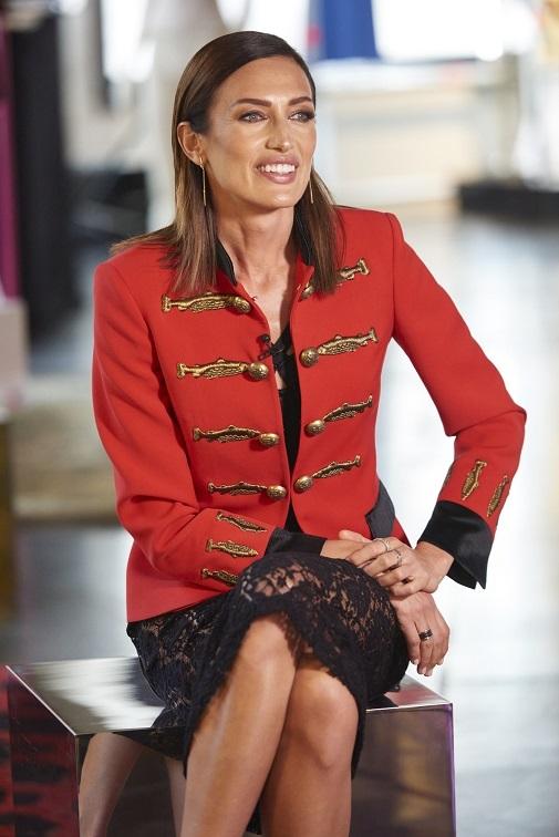 Nieves Álvarez, presentadora de la nueva colección de The Extreme Collection.