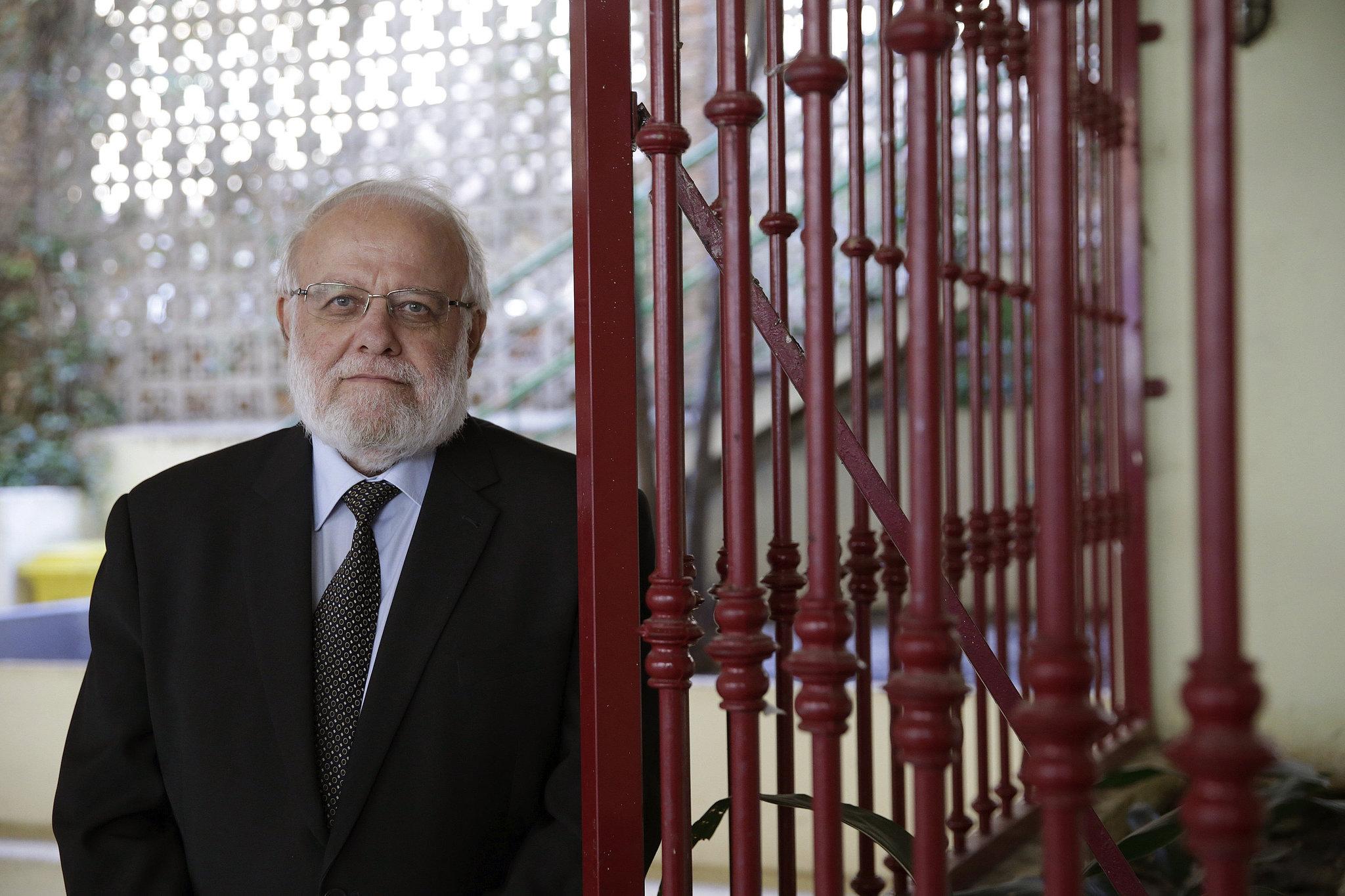 El presidente de la Unión de Comunidades Islámicas, Riay Tatary.