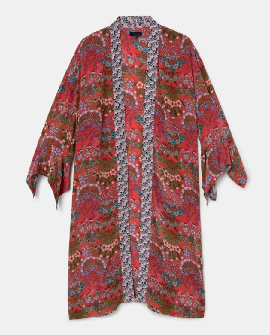 Tallas grandes - El kimono, la prenda más chic que transforma tu look