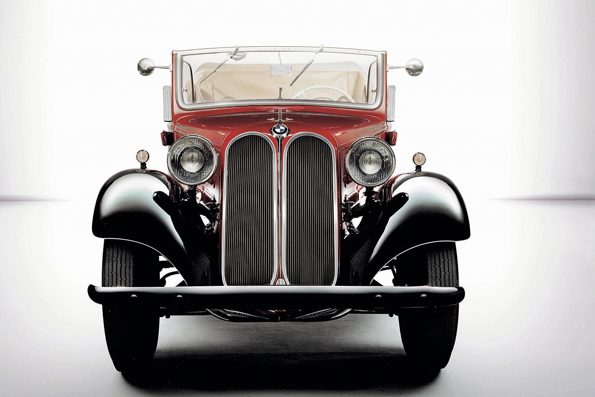 1. BMW 303  (1933)