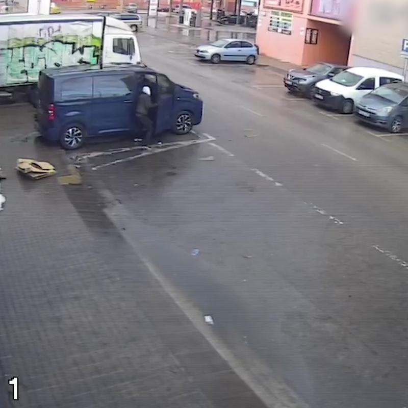 Imagen del robo
