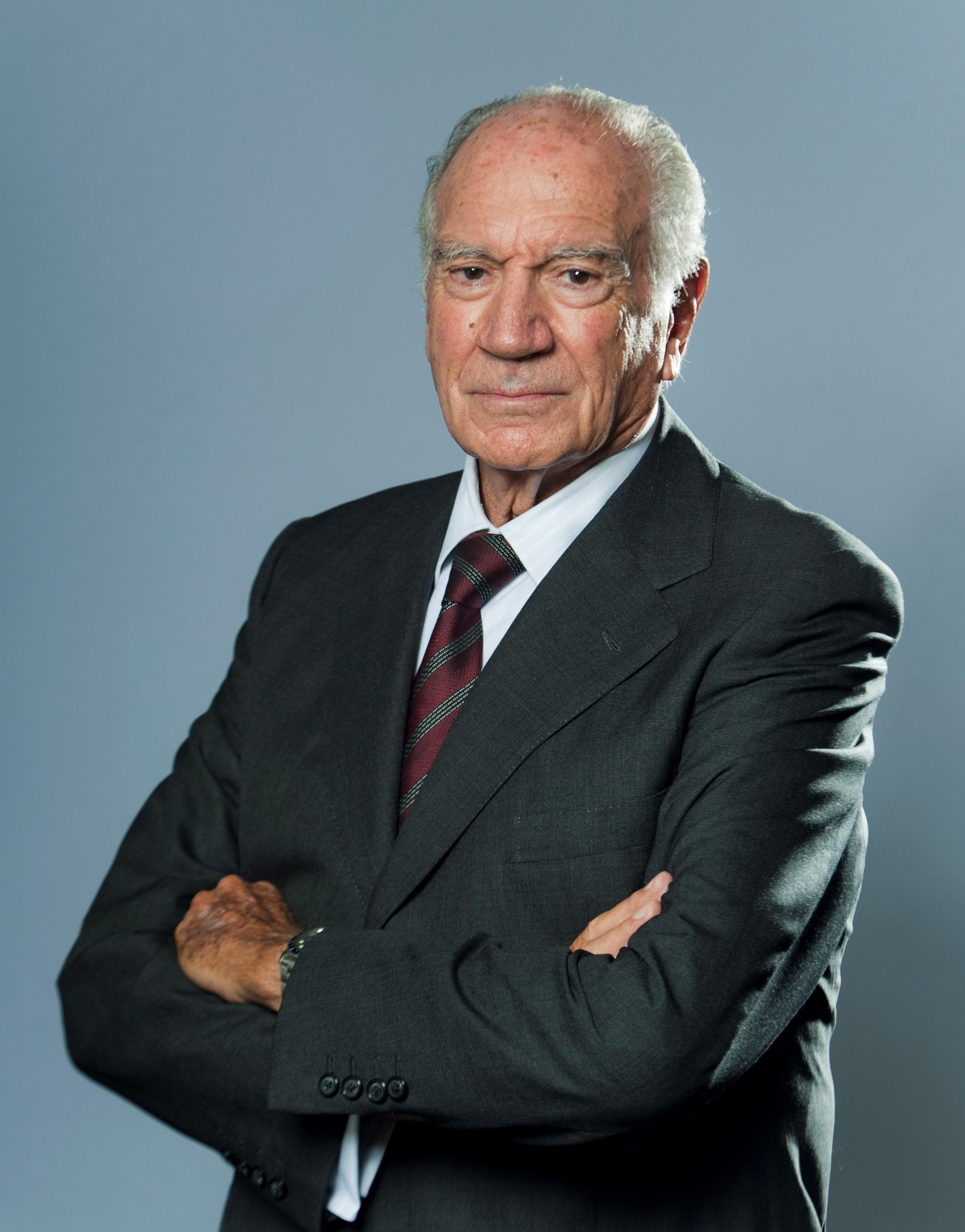 Mariano Puig Planas, ex presidente de Puig.