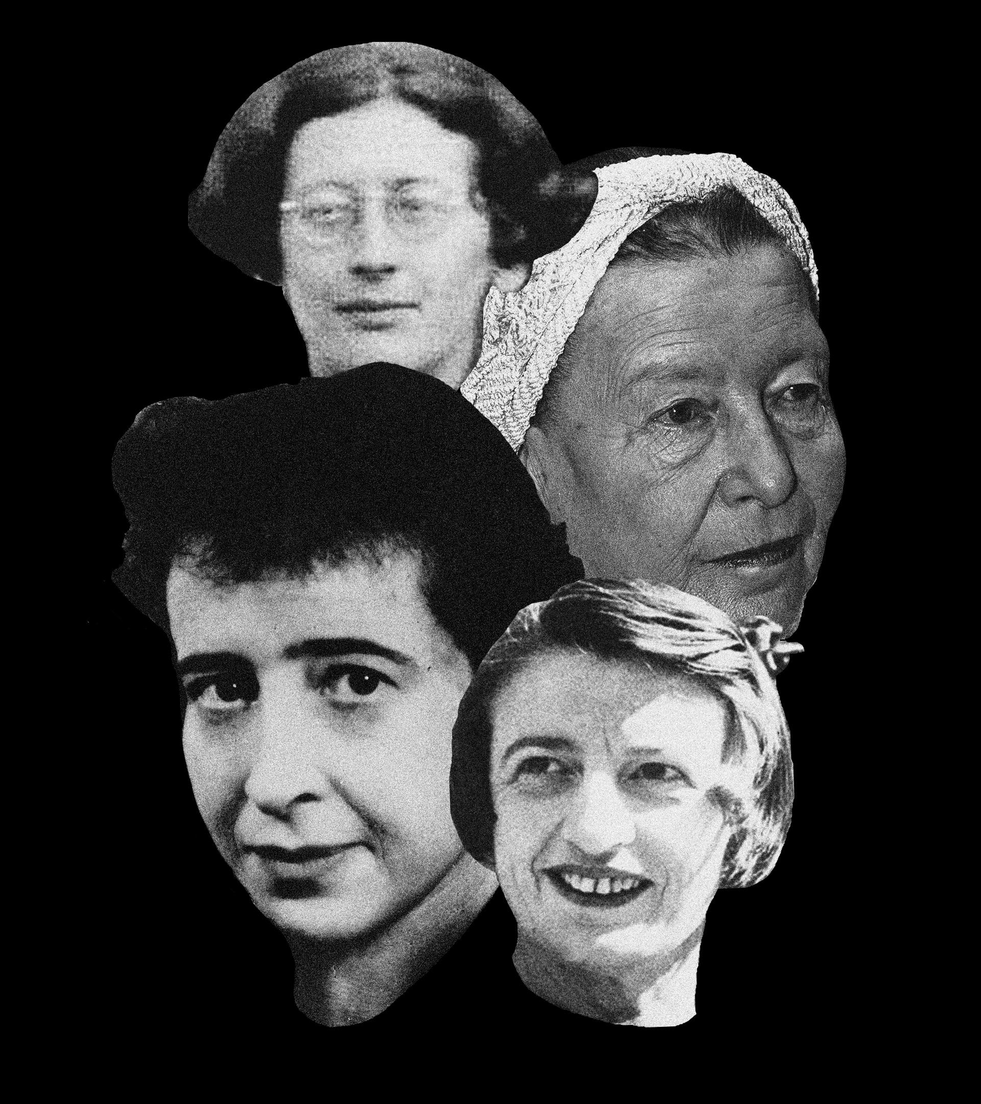 Las cuatro filósofas que se enfrentaron al totalitarismo