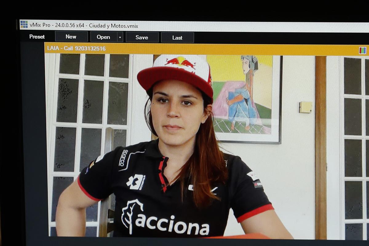 Laia Sanz, campeona mundial de Trial y Enduro,