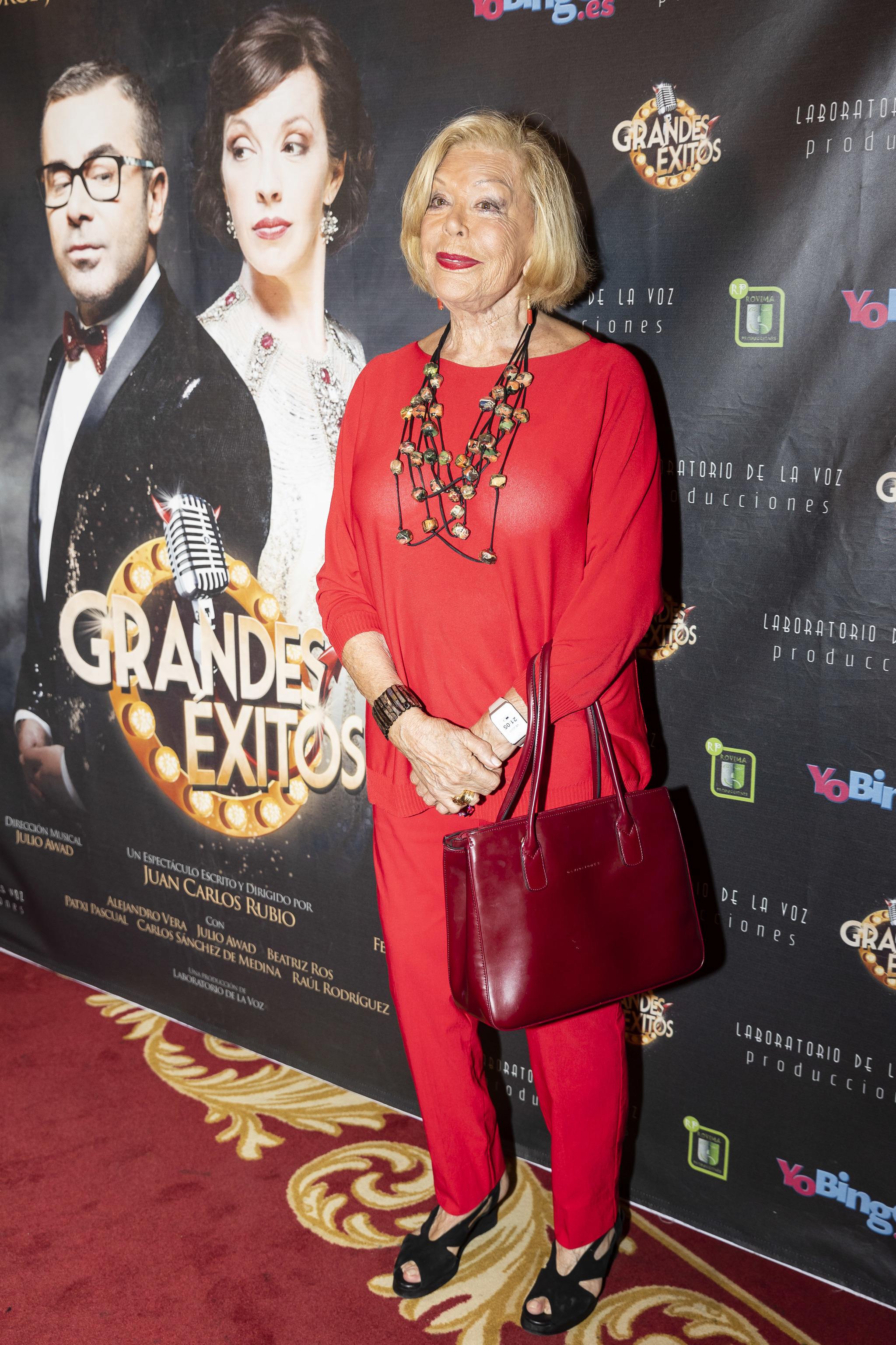 Teresa Gimpera, en una imagen de 2018.