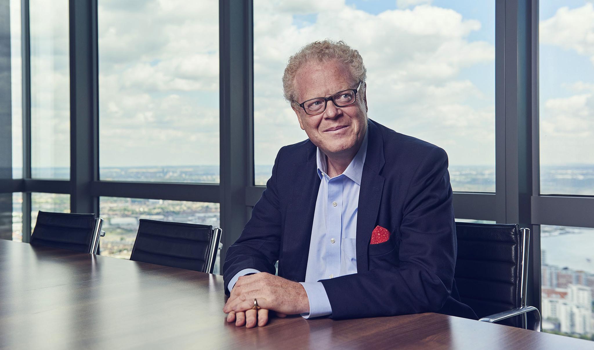 Michael Cole-Fontayn, presidente de la Asociación para los Mercados Financieros de Europa (AFME).