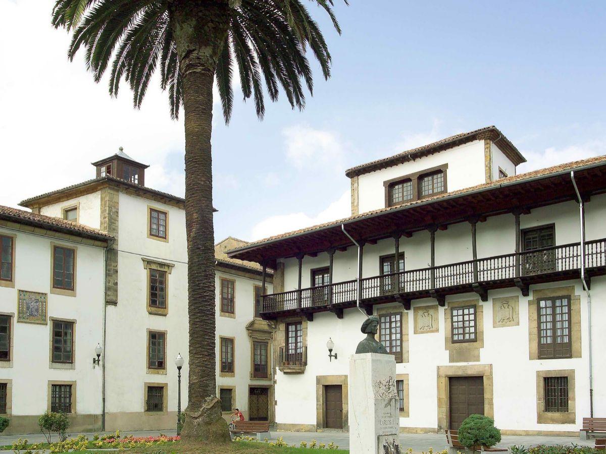 Casco histórico de Villaviciosa.
