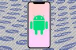 Esta app convierte un iPhone en un móvil de Samsung