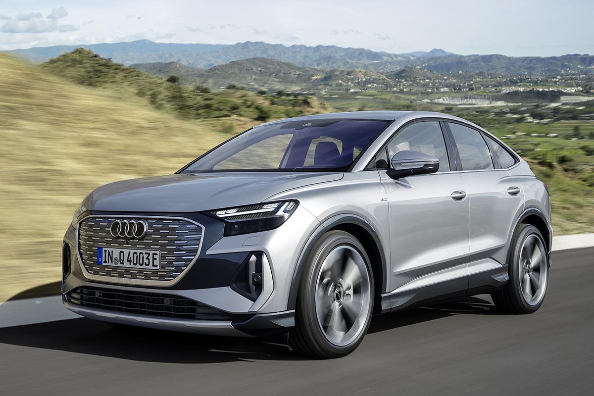 Audi Q4 e-tron y Q4 e-tron Sportback, o cómo ponerse las pilas de verdad