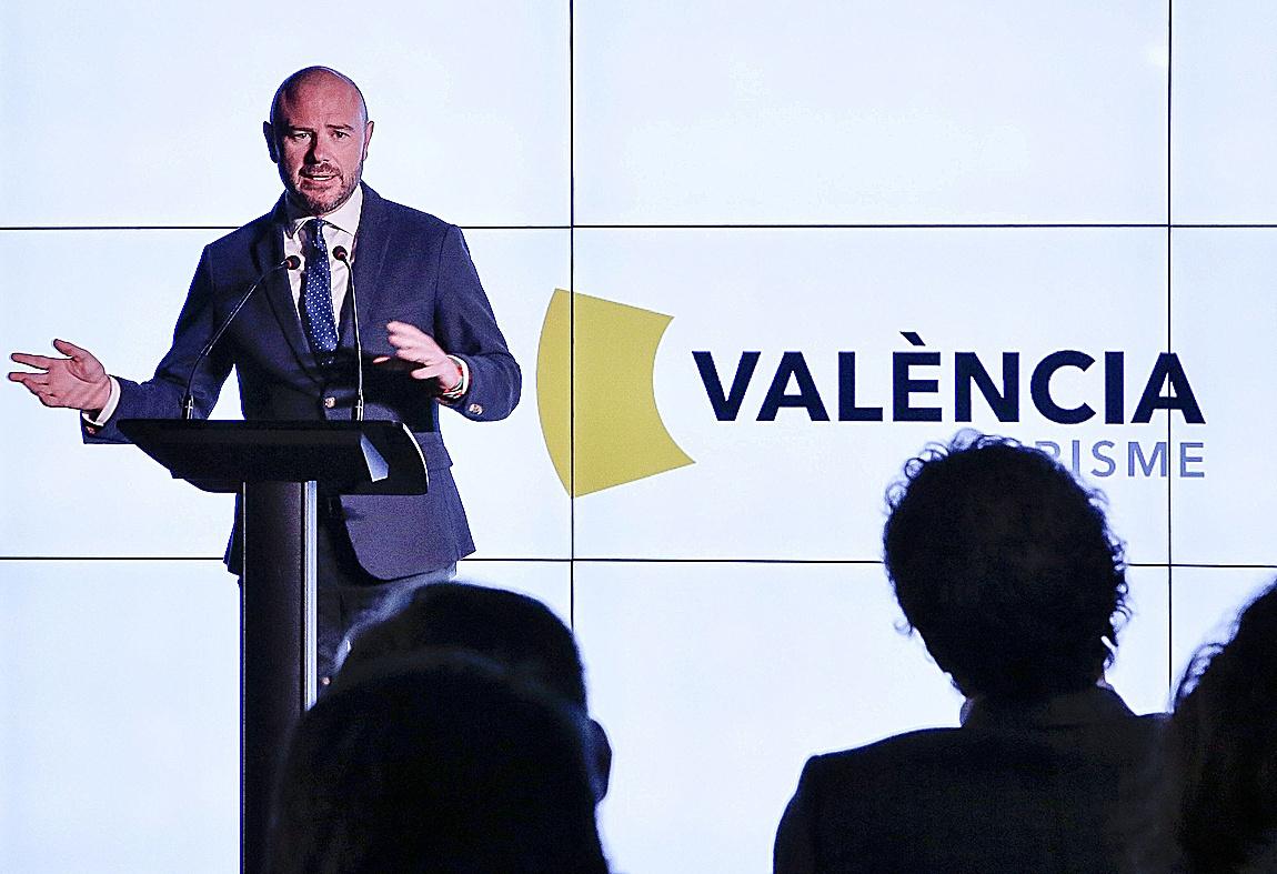 El actual presidente de la Diputación de Valencia, Toni Gaspar.