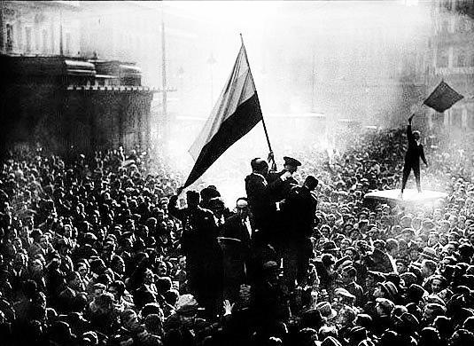 Proclamación en Madrid de la Segunda República, el 14 de abril de 1931.