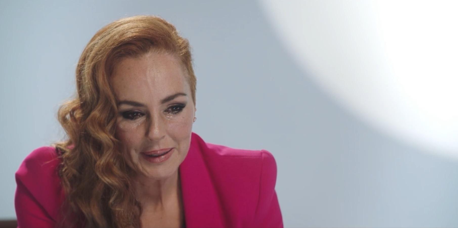 Rocío Carrasco en el documental