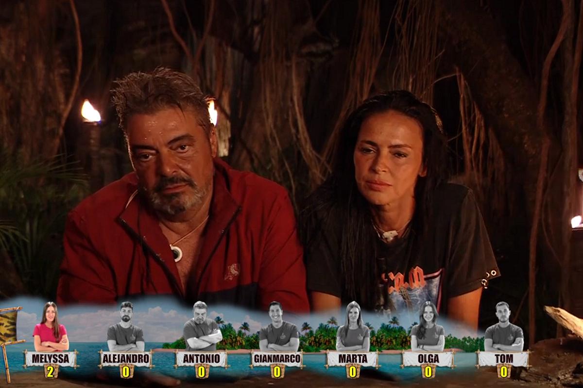 Antonio Canales aclara en Supervivientes 2021 su vínculo con Fidel Albiac delante de Olga Moreno.