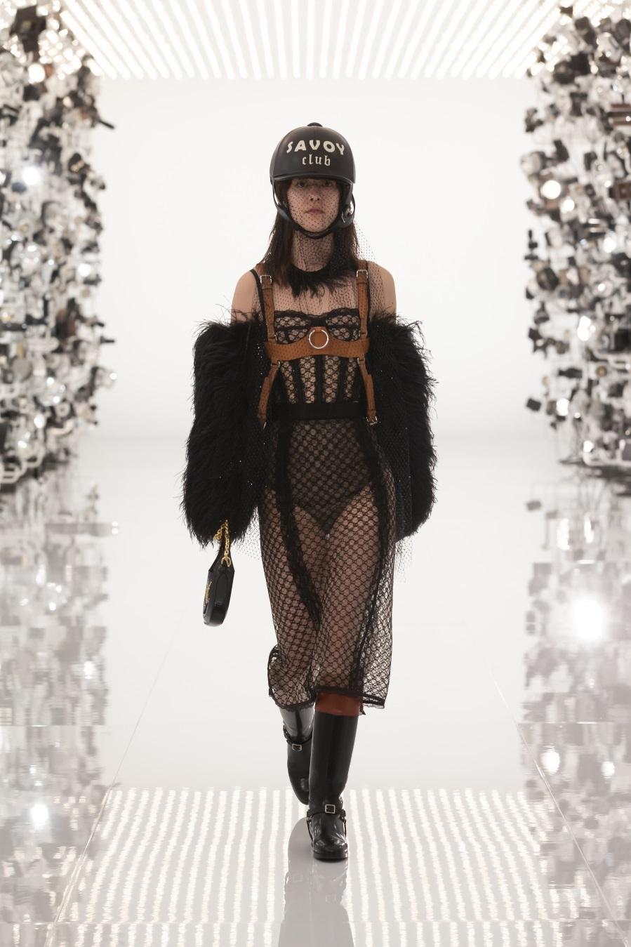 Desfile del centenario de Gucci - otoño - invierno 2021/22