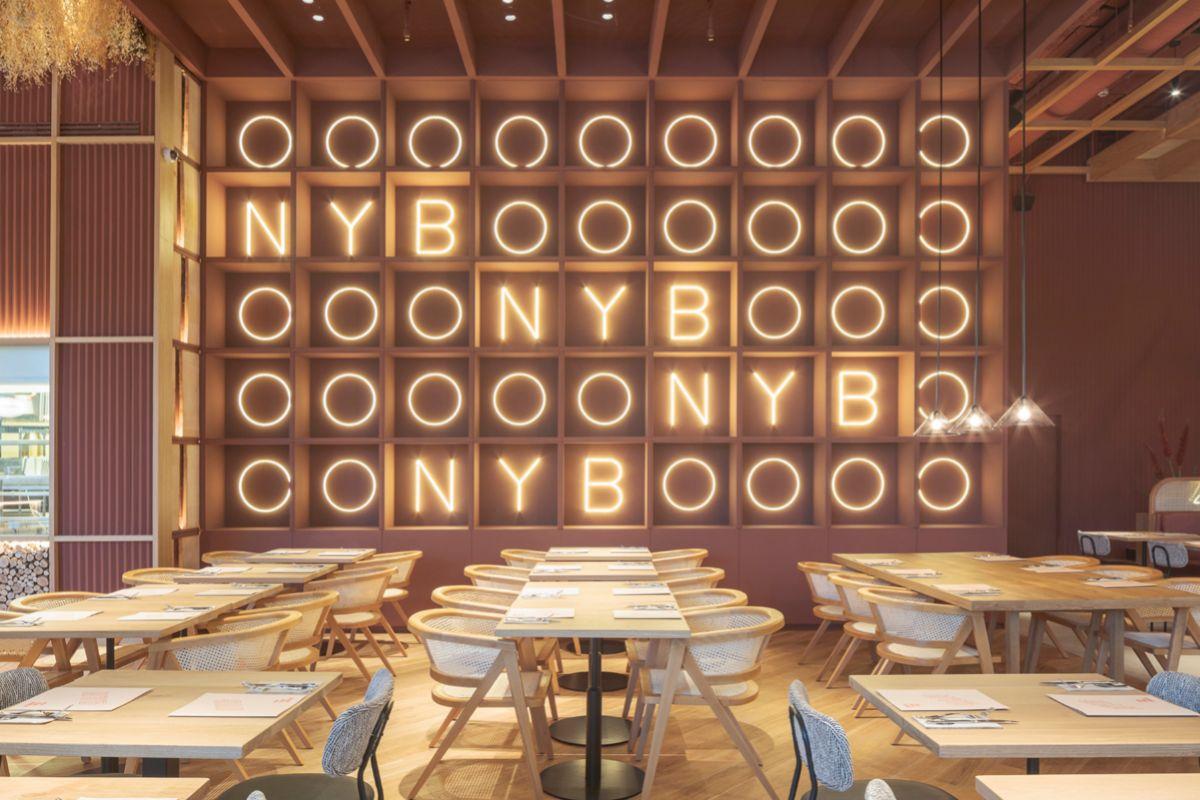 En 2019 NYB de Moraleja fue premiado como el Restaurante más bonito del mundo.