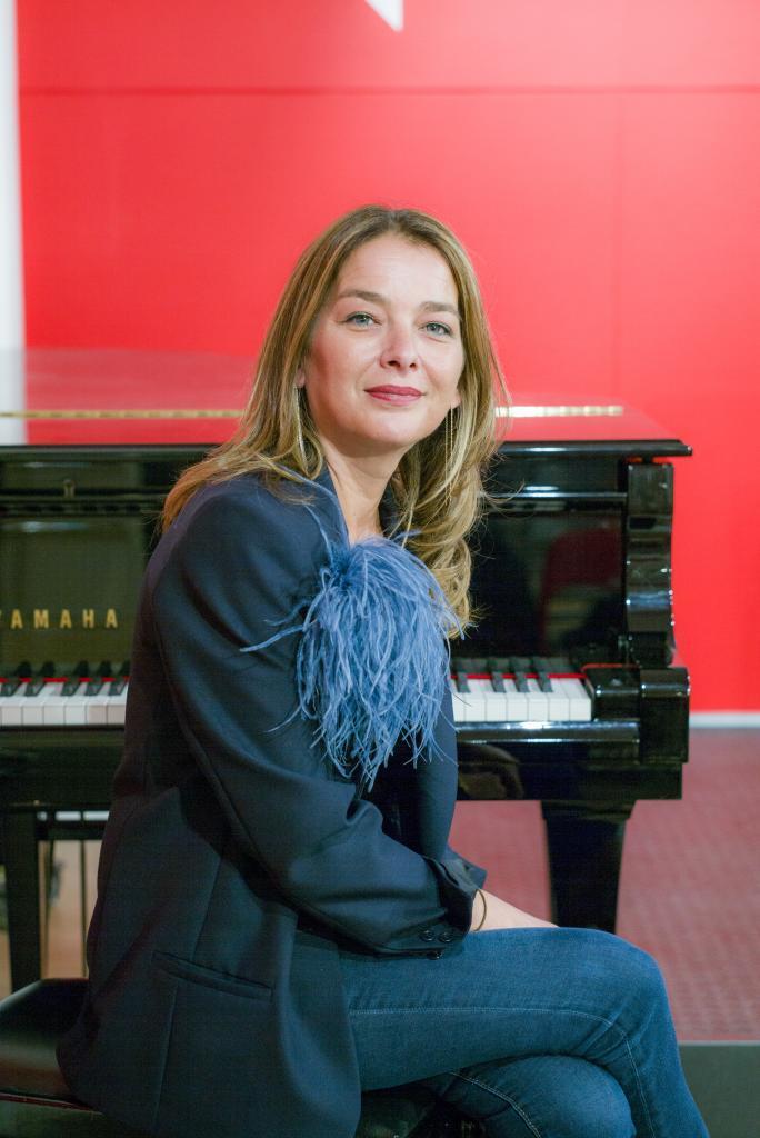 La escritora Lia Piano.