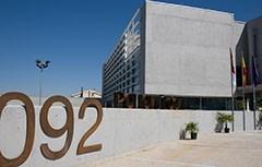 Edificio de la Policía Local de Guadalajara.