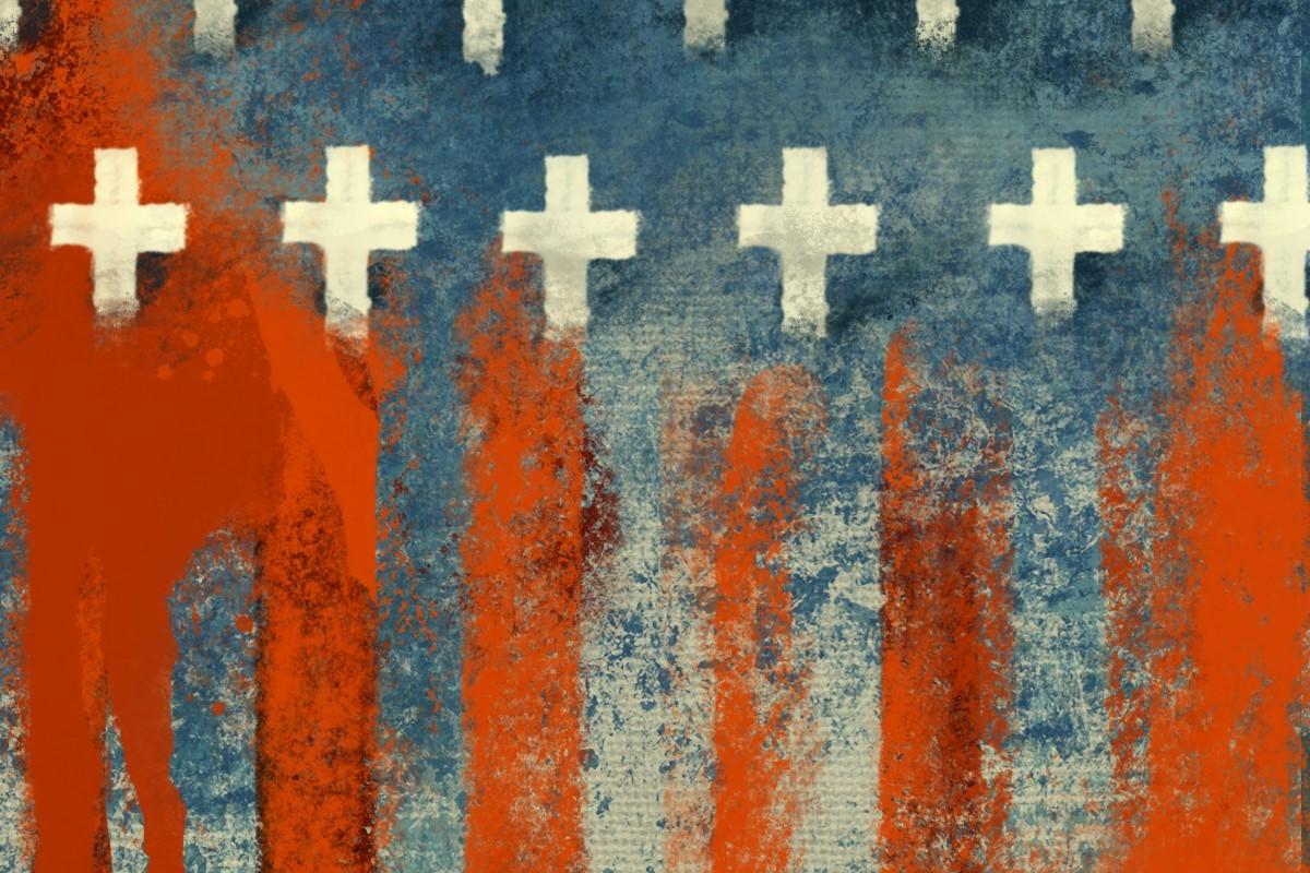 Duelo a muerte por las armas en Estados Unidos